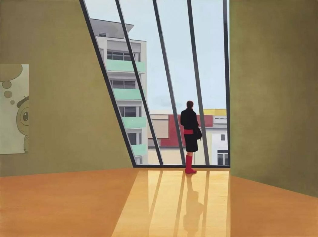 Tim Eitel's Studies Of Modern Urban Living